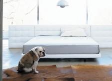 Alfa bed - Emaf Progetti - Zanotta - LVC Design
