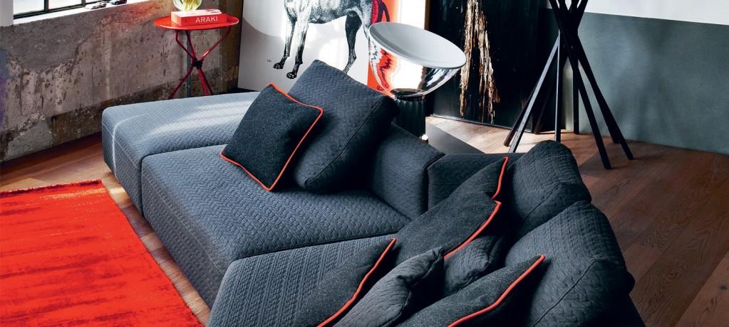 Canapé Party - Gabriele Rosa - 2012 - Zanotta - LVC Design