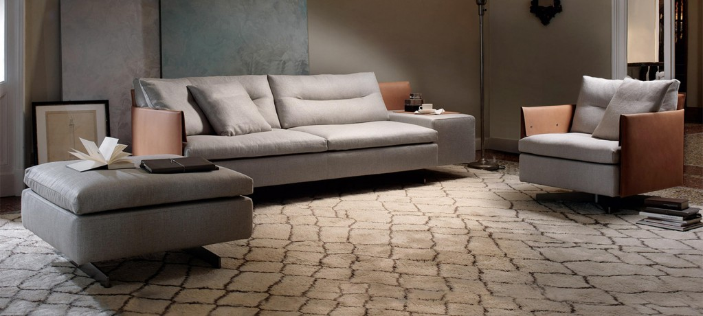 GranTorino - Jean Marie Massaud - 2013 - Poltrona Frau - LVC Design