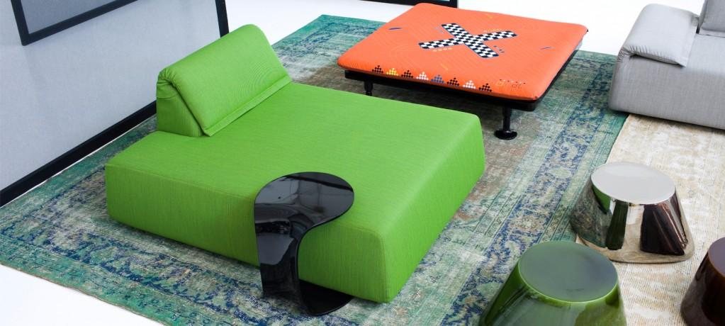Canapé Highlands – Patricia Urquiola – 203 – Moroso – LVC Design