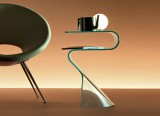 Table d'appoint Toki - Setsu & Shinobu Ito - Fiam - LVC Design