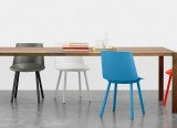 Table Sloane - Table en bois massif - Philipp Mainzer - 2011 - E15 - LVC Design