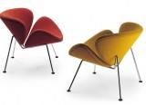 Orange Slice - Fauteuil Orange Slice design Pierre Paulin - Orange Slice Artifort - Pierre Paulin & Artifort - 1960 - Artifort - LVC Design