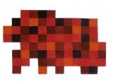 Tapis Do-Lo-Rez - Do-Lo-Rez - Tapis design Ron Arad - Tapis Nanimarquina Do-Lo-Rez - Nanimarquina - LVC Design