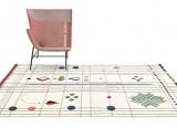 Tapis Rabari - Rabari design Nipa Doshi & Jonathan Levien - Rabari Nanimarquina - Nanimarquina - LVC Design
