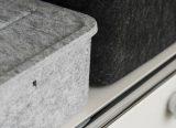 USM Inox Box - Boites de rangement en feutre - Rangement USM - USM Système - USM - LVC Design