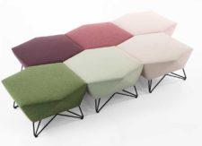 3angle Ottoman - 3angle - Pouf design Grupa - Ottoman Prostoria - Prostoria 3angle - 2012 - Prostoria - LVC Design