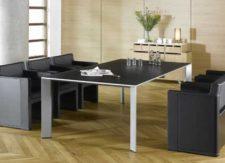 Table Feng - Feng - Table de réunion - Table de réunion Feng - Feng Dynamobel - Table de réunion design Lluis Peiro - Dynamobel - LVC Design
