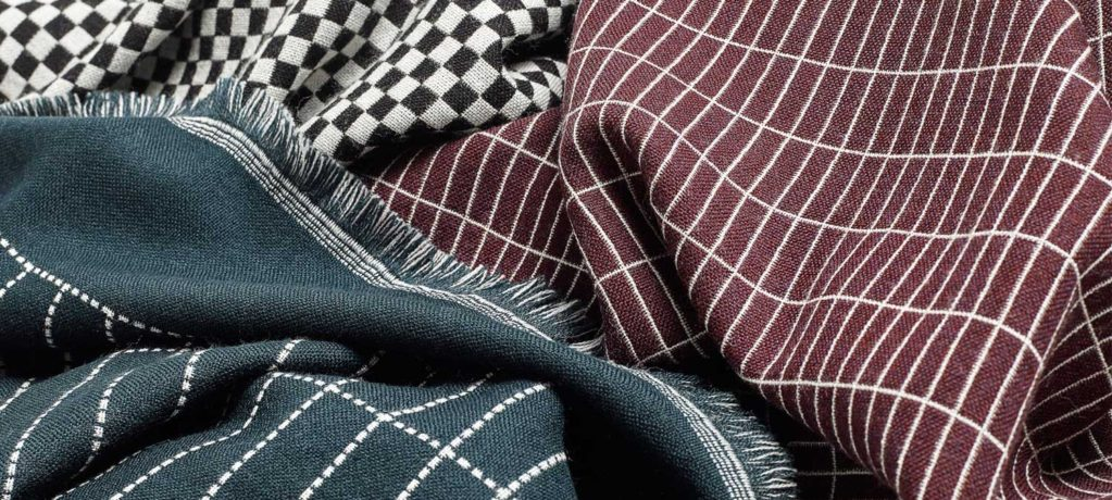 Checked out - Plaid Checked Out - Plaid HAY - Plaid design Hay - Checked Out - HAY - LVC Design