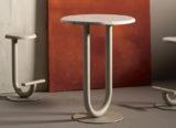 Strong Table bistrot - Strong table - Mage debout Desalto - Strong Desalto - Mange debout design Eugeni Quitllet - 2019 - Desalto - LVC Design